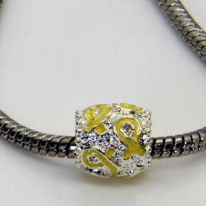Auka perla á armband/hálsmen