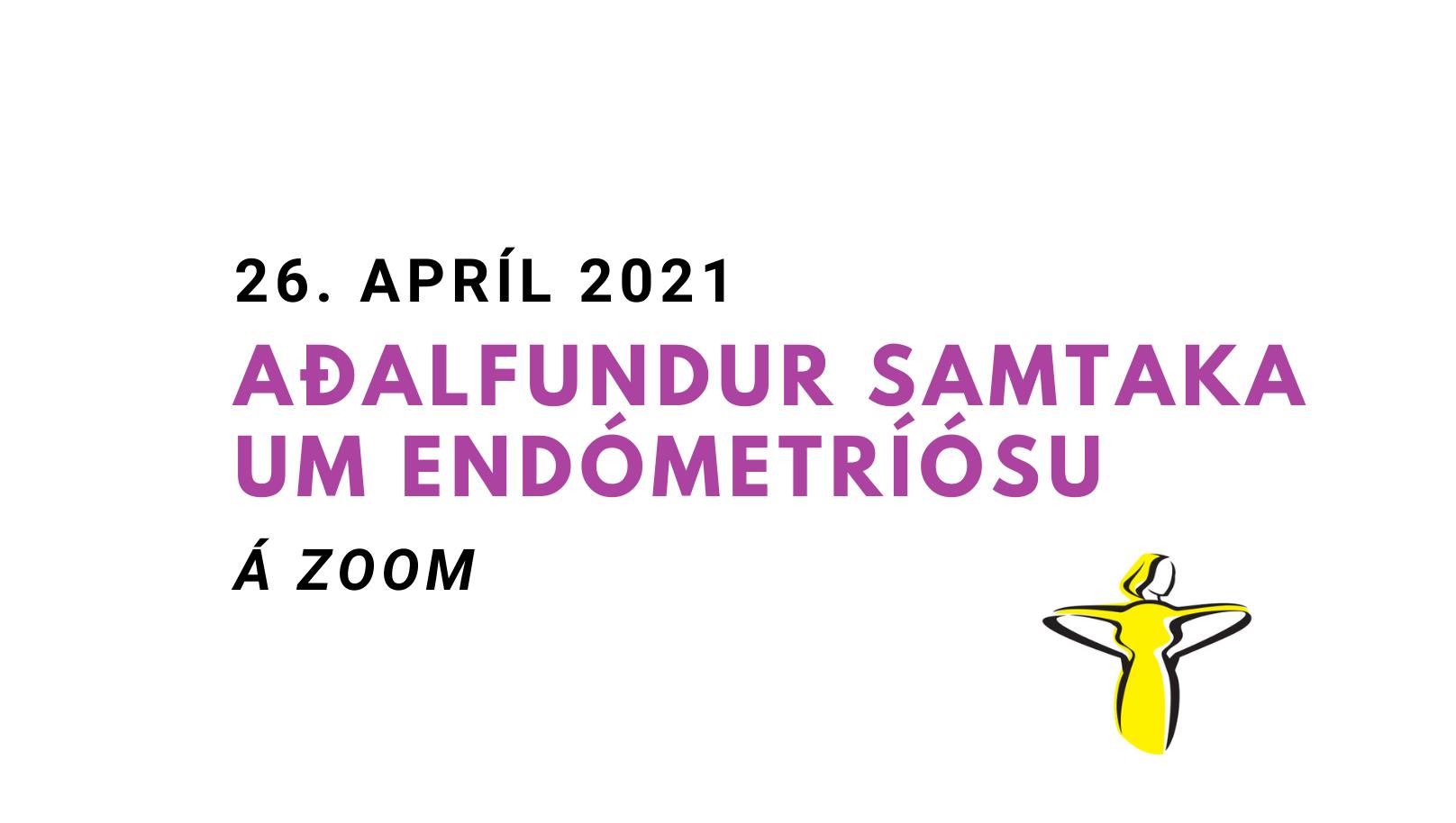 Aðalfundur Samtaka um endómetríósu